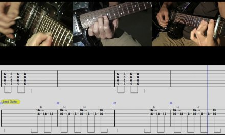 Linus And Lucy – Guitar Lesson