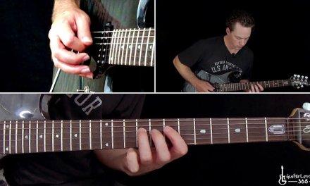 Megadeth – Tornado of Souls Guitar Lesson (Chords/Rhythms)