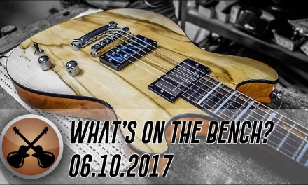 What's on the Bench? – 06/10/17