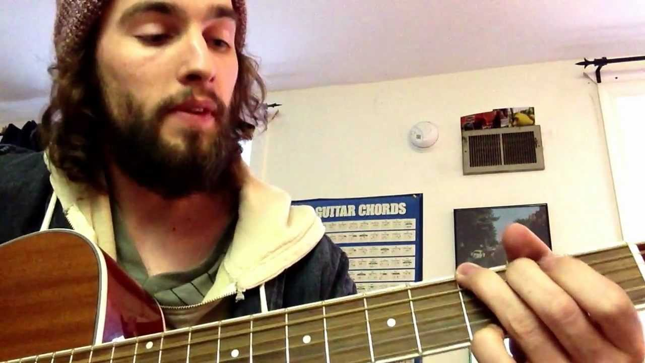Ho Hey Guitar Lesson The Lumineers Easy Acoustic Song The Glog