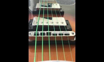 Ibanez Artcore Guitar Repair