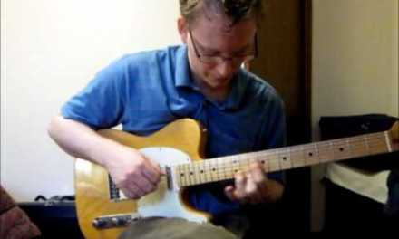 Stella By Starlight Solo Jazz Guitar