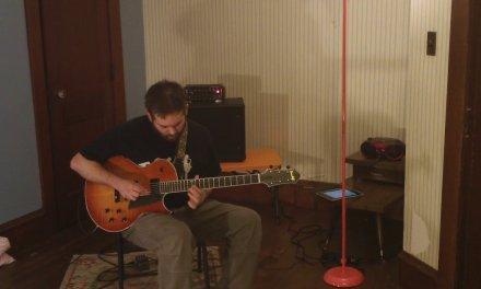 Andrew DiRuzza video guitar lessons online: rock blues vid 1