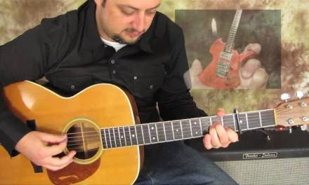 Jethro Tull – Aqualung – How to Play on Acoustic and Electric Guitar – Gibson les Paul