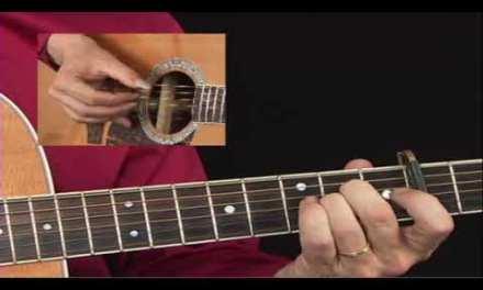 Tom Petty Style Guitar Lesson – Dani Mae – Breakdown 3