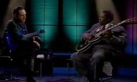BB King – Blues Master 2 – Guitar lesson