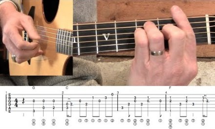 How Great Thou Art- Fingerstyle Guitar Lesson
