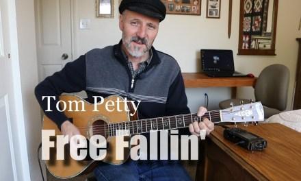 Free Falling Performance Guitar Lesson