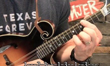 Learn to Unlock the Mandolin Neck!