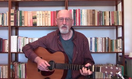 Fingerstyle Acoustic Blues – Lonesome Home – Jim Bruce