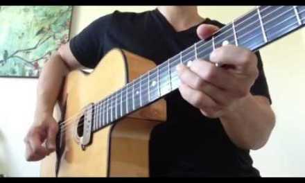 Minor Swing(part 2) tutorial