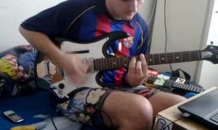 Elli Sound Crucianelli guitar