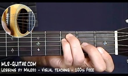 Angie Guitar Lesson – part 1 of 4