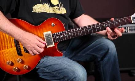 Session Master Tim Pierce Teaches Soloing up the neck – Guitar Lessons – Intermediate – Pentatonic