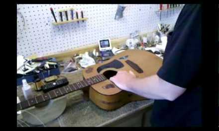 Joe Z Guitar Repair