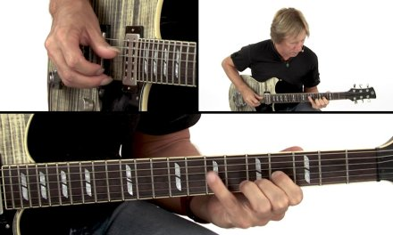 Double Stops Guitar Lesson – R&B Tonality: Mixing Flavors Performance – Robbie Calvo