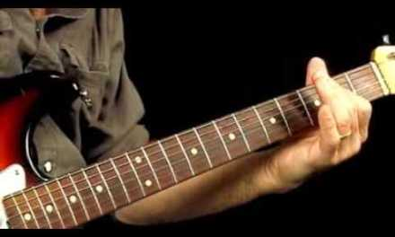 Slow Power Blues Guitar Lessons – Andy Aledort – Blues in E