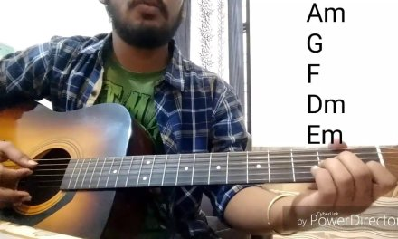 Ban Ja Tu Meri Rani – Tumhri Sullu – Guru Randhawa complete Guitar lesson In Hindi