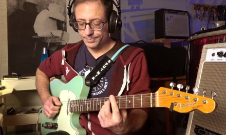 Lead Guitar Workout 10-28-17 – Play-along Lesson