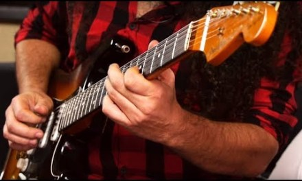 Minor Blues in 12 bar – Rock/Blues guitar lesson by Vincenzo Grieco