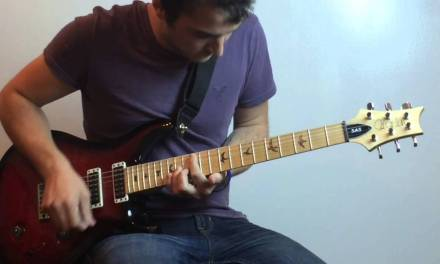 Beautiful One – Lead Electric Guitar Cover