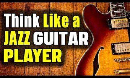 How to Think Like Jazz Guitar Player (2-Step Method)