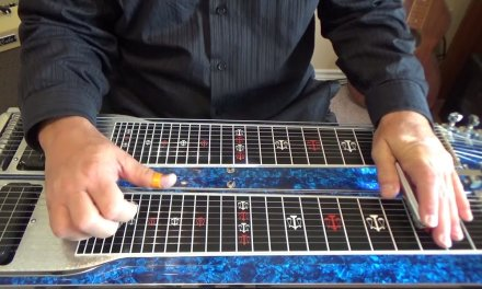 Ascending Lick in G | Pedal Steel Guitar Lesson