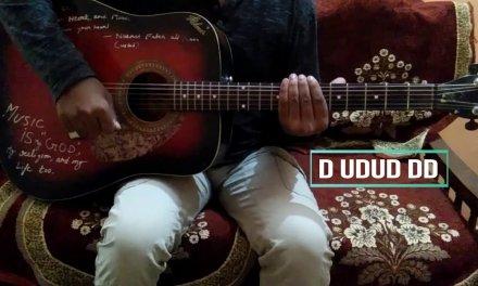 """Jaane De"" Song of ""Qarib Qarib Single""/Easy Guitar Lesson/Guitar Chords/Tutorial/Atif Aslam"