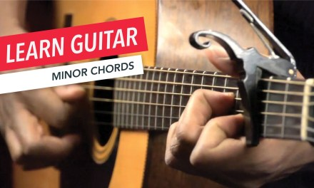 Beginner Guitar Lessons: How to Play Minor Chords | Guitar | Lesson | Beginner