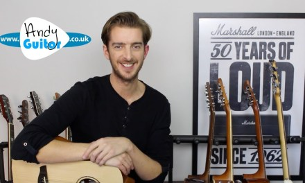 Closing Time Guitar Lesson Tutorial –  Easy Four Chord Song – Semisonic