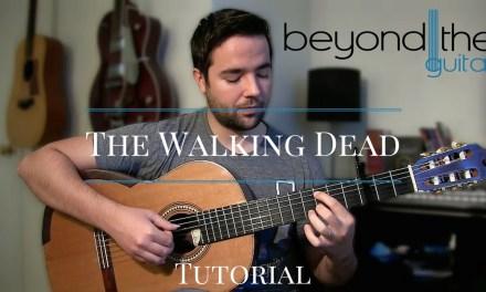 The Walking Dead Theme – Guitar Tutorial (BeyondTheGuitar.com)