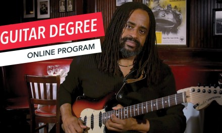 Online Guitar Degree Overview | Berklee Online | Guitar