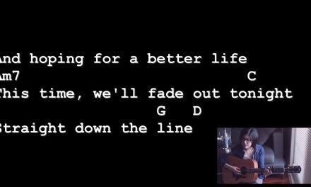 The A Team – Ed Sheeran [Lyrics And Chords] Guitar Tutorial