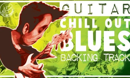 Chill Out Blues Backing Track in Bm