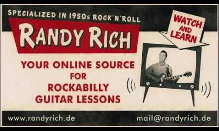 Rockabilly Guitar Lesson – Elvis – Just Because – Scotty Moore Style Solo