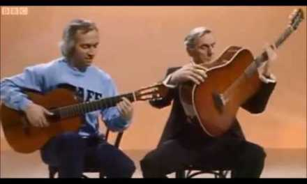 The Guitar Lesson – John Williams & Eric Sykes
