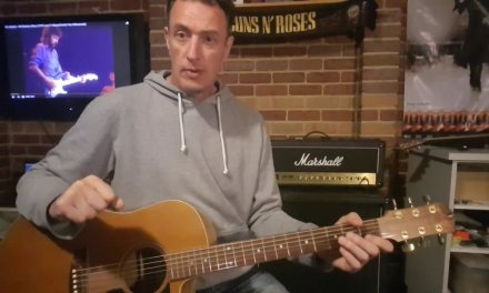 Bell Bottom Blues – Basic Chords and How To Improvise A Blues Solo Part 1 | Guitar Lessons At Home