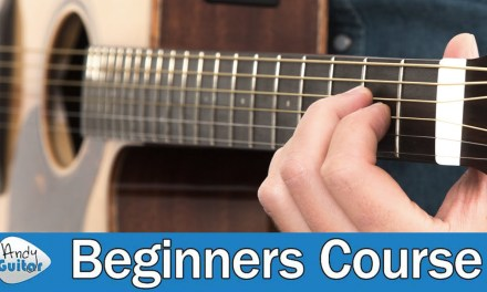Open String Names on Guitar – Beginner Guitar Course (Guitar Basics – Lesson 3)