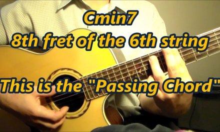 """""""Baitikochi Chuste"""" Guitar Tutorial with Chord Chart"""