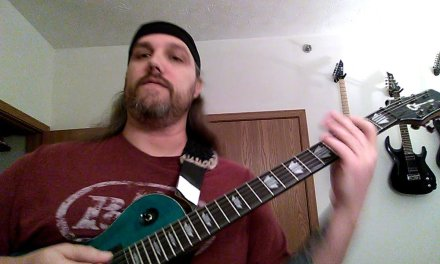 Extending scales on guitar