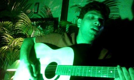Bollywood acoustic guitar cover (lesson)- hoshwalo Ko khabar kya-Saahil Delhi college of engineering
