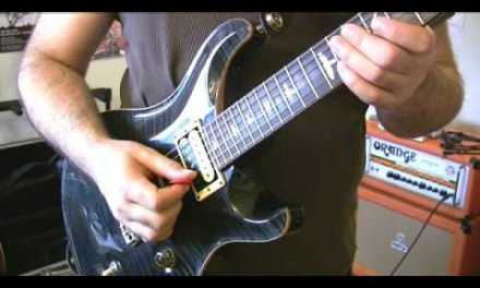 Speed Picking Guitar Lesson – Part 1