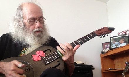 How to play Slide Guitar In Open D Tuning With Finger Picks & Insanity. Messiahsez Teaches Passion!