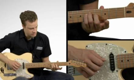 Basic Guitar Arpeggios – Guitar Lesson
