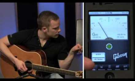 Guitar Lesson 5 – How To Tune The Guitar With An Electronic Tuner