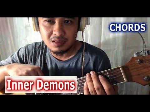 Guitar tutorial: Julia Brennan – Inner Demons chords easy guitar ...