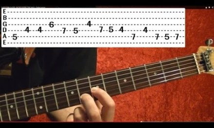 Californication Solo – RED HOT CHILI PEPPERS – Guitar Lesson – John Fruscainte