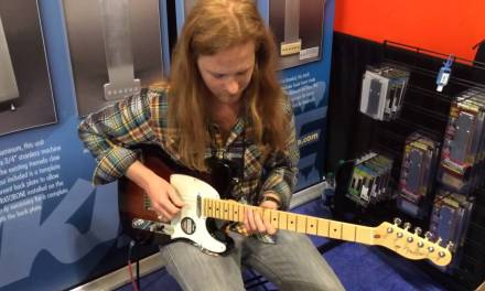 Touring Guitarist / Music Director / Nicky V Hines – American Standard Tele with Backbone