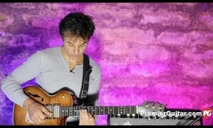 What Bohlinger Plays – Behind the Slide Blues