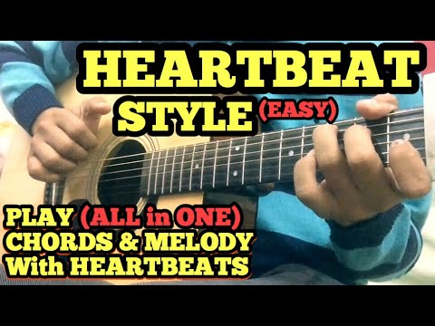 Heartbeat Style Guitar Lesson In Hindi Teri Aankhon Se Sanam